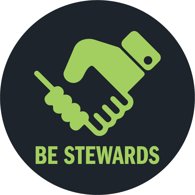 Be Stewards