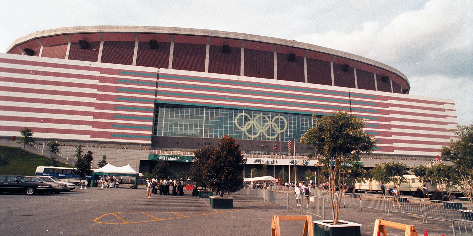 georgia world congress center authority the 3 9 million square