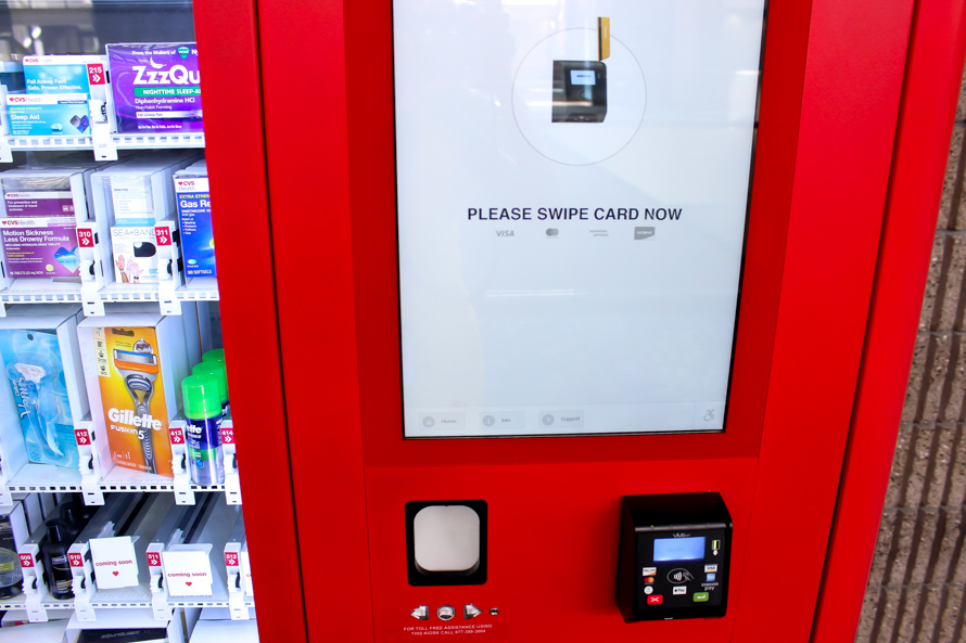 Convenience is key: CVS Kiosks add to GWCCA guest experience